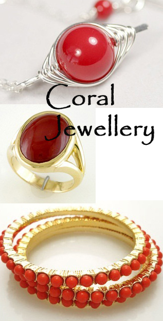 Coral Jewellery