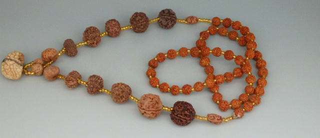 Rudraksha Combinations of Rosary