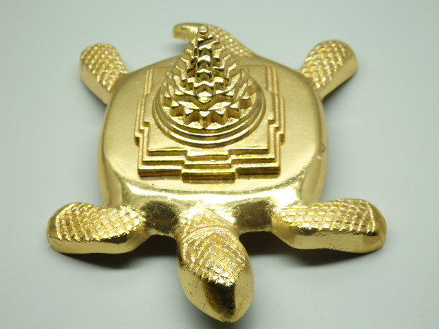 Meru Shree Yantra(Tortoise Back)